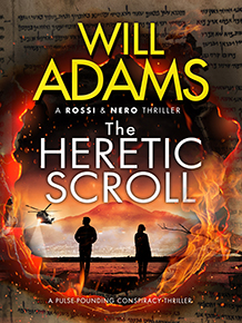 The Heretic Scroll book cover