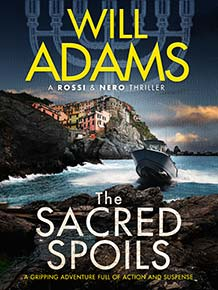 The Sacred Spoils cover